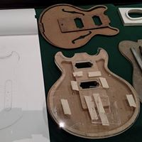 Guitar making