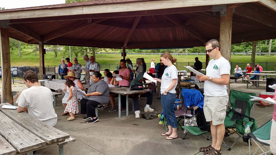 Worship and Picnic at Smith Park