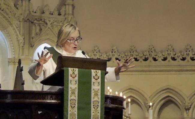 mary barnett preaching
